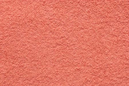 orange washcloth: Orange towel texture horizontal