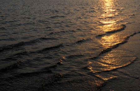 schittering: schittering door de zon