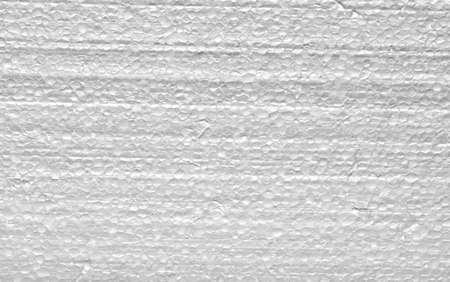 Polystyrene foam texture