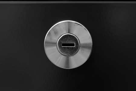 office cabinet: key hole of office steel cabinet
