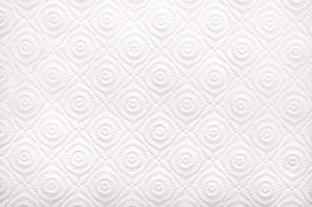 toweling: White paper towel (napkin) texture