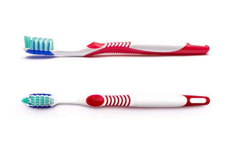 tooth brush: tooth brush isolated on a white background