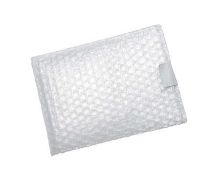 Air bubbles packaging bag photo
