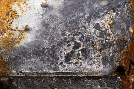 rusty: Rusty metal grunge background