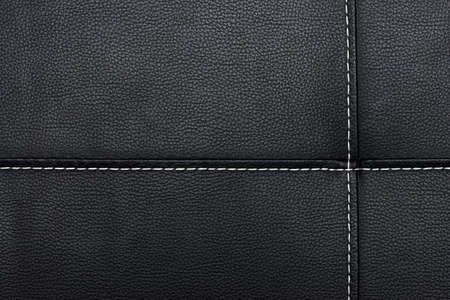tailor seat: black leather background or textures