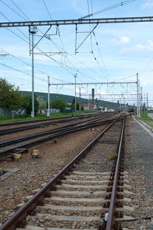 way forward: The way forward railway