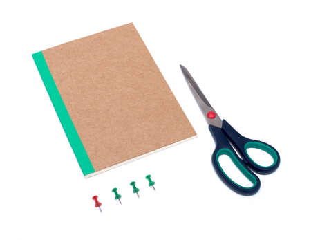 stationery items: Set of stationery items