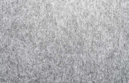 macro of grey felt texture for backgrounds 免版税图像