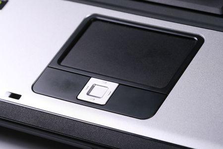 mousepad: A laptop mouse pad