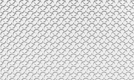 3d interior wall decoration wall panel pattern 3D illustration