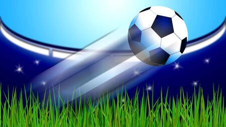 soccer Reklamní fotografie