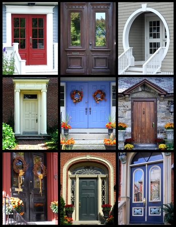 windows and doors: New England Doors