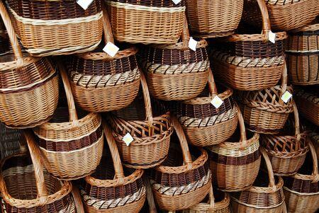 Baskets Stok Fotoğraf