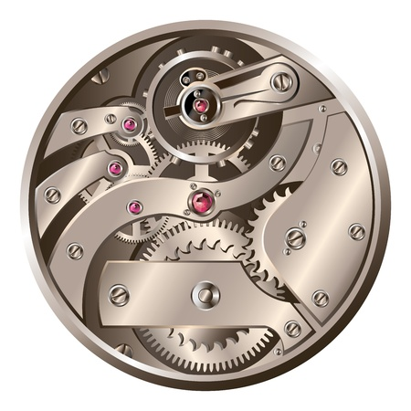 Pocket Watch Interiors
