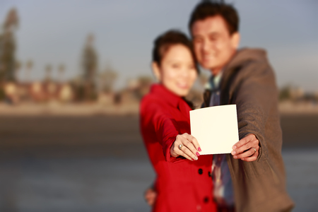 Young Couple Reklamní fotografie