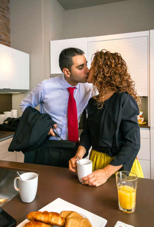 Dating busy businessman