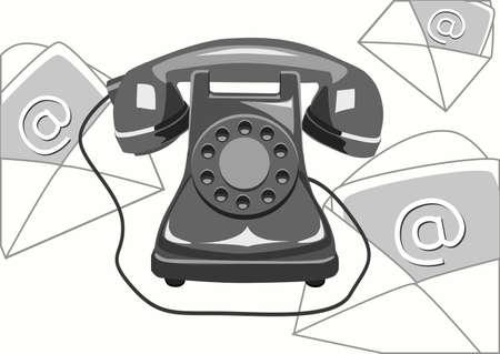 Phone  icon Stock Vector - 13087655