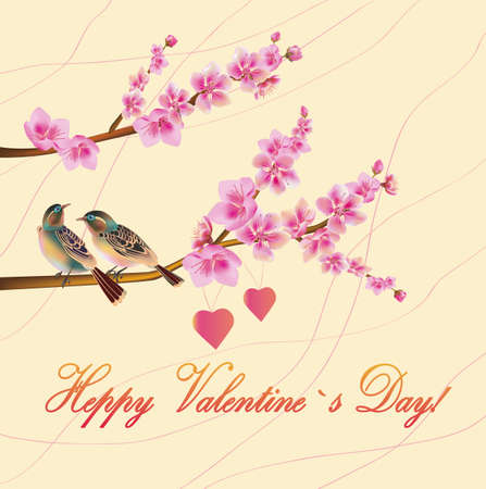 Happy Valentine s Day Stock Vector - 17581242