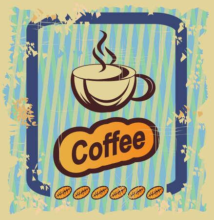 coffee . menu Vector