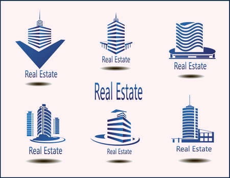 Set of icons Real Estate