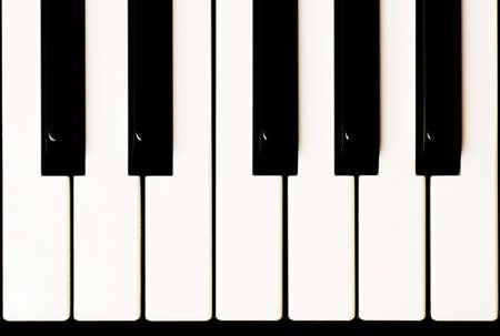 composers: piano keys