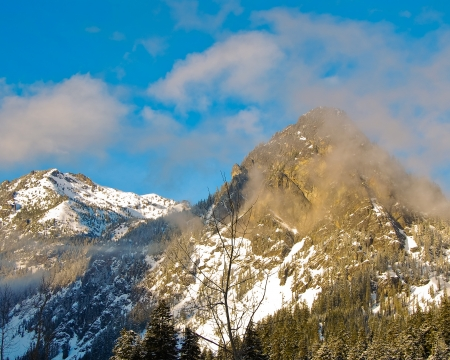 wasatch: Peaks of the Wasatch Range