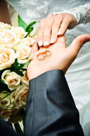 weddings hands photo