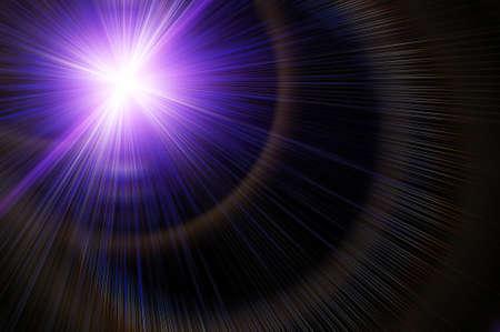 irradiate: new galaxy. white star