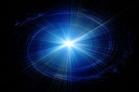 コスモスの青い惑星