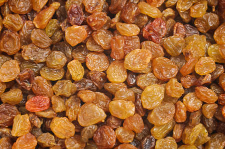 raisins background. tasty sweet food