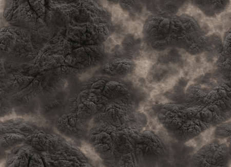 solidified: volcanic solidified lava texture