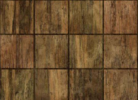 flooring: flooring square wood panel backgrounds Stock Photo