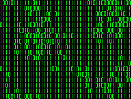assembler: matrix code backgrounds Stock Photo