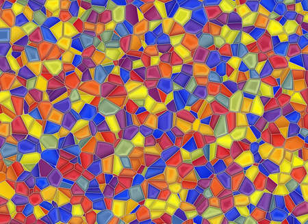 colored window: stained-glass multi colored window backgrounds