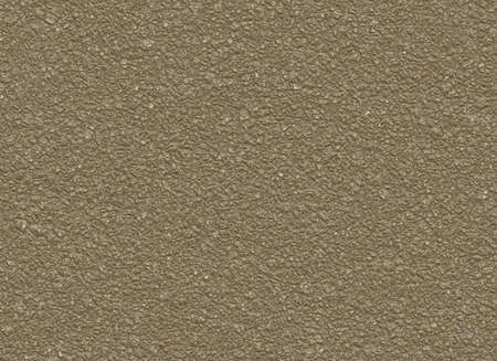 gravelly: brown wall from many smooth shining stones