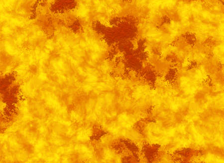 charred: solidified lava fire texture of eruption volcano Stock Photo