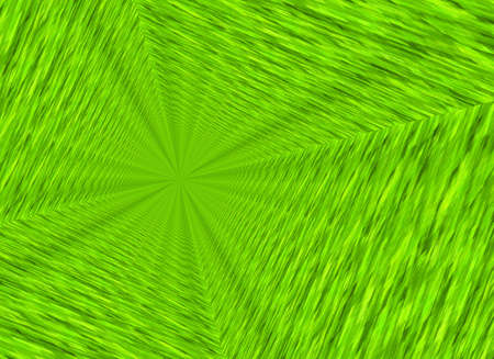 vanishing: vanishing point perspective of freshness green backgrounds Stock Photo