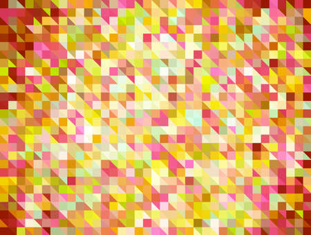 pixelate: Multicolored square Shapes in Chaotic Arrangement  Holiday bokeh backgrounds