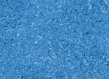 uncouth: relief blue crystal backgrounds texture Stock Photo