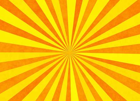 サンシャイン テクスチャ背景。太陽光線パターン 写真素材