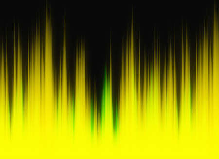 emanation: waveform pattern with copy space