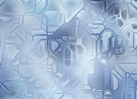 futuristic abstract tech gear backgrounds. digital smooth texture photo