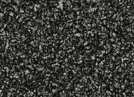 solidified: black coal texture after volcano eruption. lava solidified Stock Photo