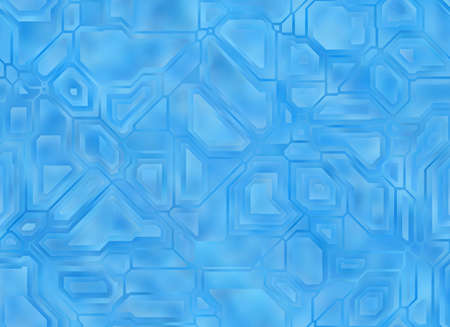 futuristic abstract blue tech backgrounds. digital smooth texture photo