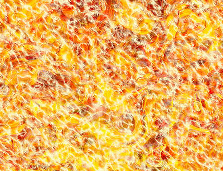 conflagration: electricity lightning fire texture backgrounds of water Stock Photo