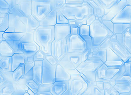 futuristic abstract tech backgrounds. digital smooth texture photo