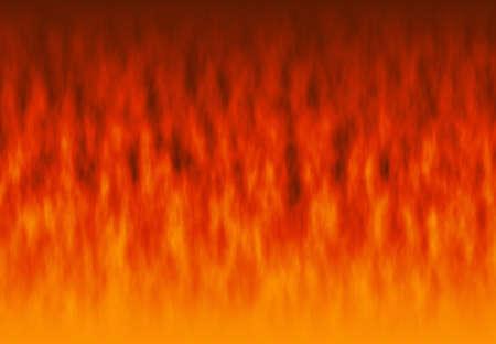赤い炎は火のテクスチャ背景