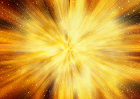 emit: bright explosion fire speed burst backgrounds in space stars