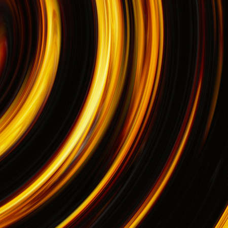 irradiate: curled bright explosion flash on black backgrounds. motion blur effect