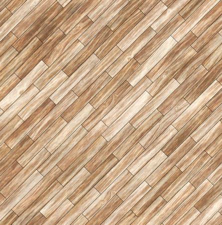 床木製パネルの寄木細工の床の背景